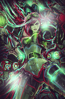 League Of Legends - Vi by WorkingClassHero93