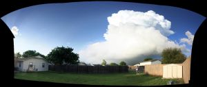 Cloud Panoramic by E511