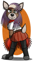 Blythe the Cheerleader by LordDominic
