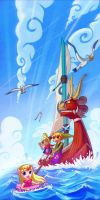 The Wind Waker by PetraImboden
