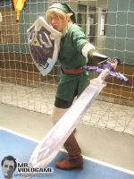 Link - TLOZ- Master Sword Close Up 2 by Dame-YoshiYoshi