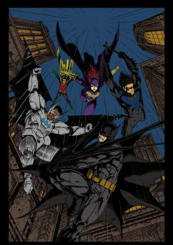 batwing 7 cover by jayfabs-d4ibqae Flats2 by LadyRavenclaw16