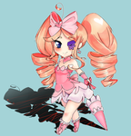 Nui Harime. by TheLadyDestroy