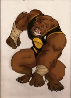 Bruins Guardian by mikemack1984