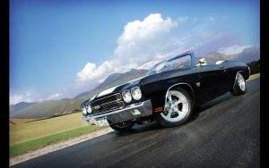 70 Chevelle SS by reehoff-design