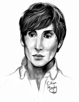 Cillian Murphy by oujou-chan