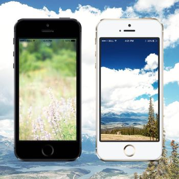 Keystone iPhone Wallpapers by solefield
