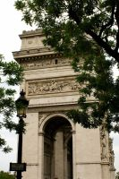 Arc de triomphe by Biutz