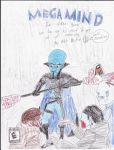 megamind vs zombies by boutin2009