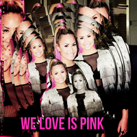 +We Love Is Pink by ItsCrazyMai