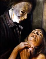 Michael Myers by vicariou5