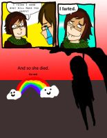 and so she died by kikichow