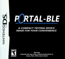 Portal-ble game by WolfDeityProductions