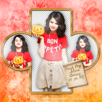 Pack PNG Selena Gomez HALLOWEEN by MartiiEditionBelieve