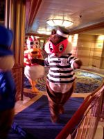 Disney Dream 13 CLXIV by LDFranklin