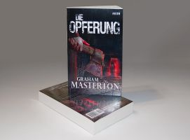 Book cover - Die Opferung by neverdying