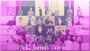 Niall James Horan Heart Graphic by iluvlouis