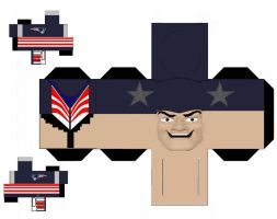Pat the Patrioit by Allhallowseve31