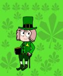 Manta leprechaun by Hedgehog-Russell