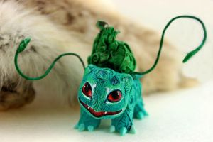 Bulbasaur II by hontor