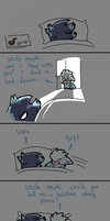 bedtime story 1 by Faezza