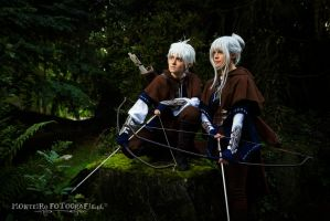 Jack Frost - Lord of the Rings Cosplay - Prepared by Fidessa-chan