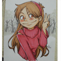 05 Mabel by kaicastle