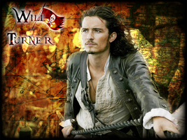 Wallpaper Will Turner by Unknown-Diva