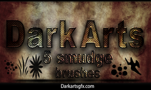 smudge brush pack by HACKSDENM3RK