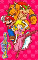 Super Princess Peach Team 3 by Shayeragal