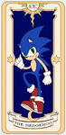 Card Capture Sonic TheHedgehog by Allisaer