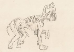 Creature of horrors? by farris