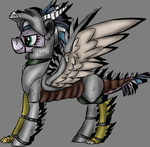 ARMORED PONIES - Flute by hainebutt