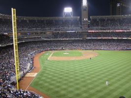 Petco Park - Opening Night by giznot