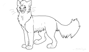 Free Cat lines by MalibuD0g
