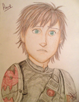 Hiccup - Httyd2 by E-Kathryn