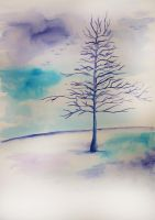 The Winter... by A301P