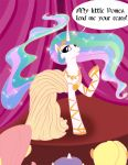 Lend me your Rears by bunnimation