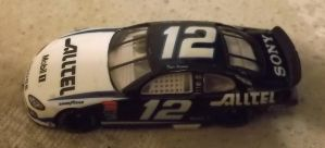 2003 Ryan Newman #12 Alltel Dodge car by Chenglor55