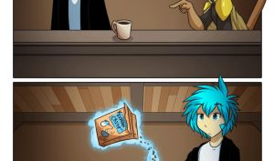 Coffee Madness by Twokinds