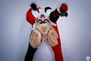 Classic Harley Quinn 25 by ThePuddins