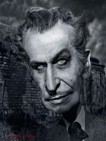 Vincent Price Remembered by RodneyPike