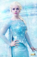 The cold never bothered me anyway. by DinyChan