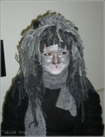 Grizabella's make up by GiuliaOrsi