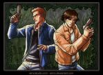 PSC - Sam and Dean Winchester by aimo