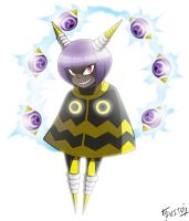 Mighty No.3 by Shoutaro-Saito