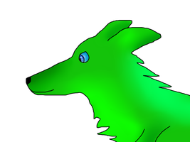 My first drawing on Paint Tool Sai by realflow001