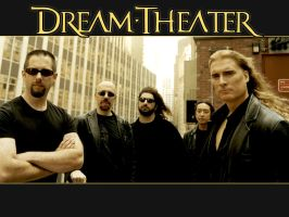 Dream Theater by KillSwitchFz