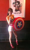 premiere of Captain America: The Winter Soldier by thejoannamendez