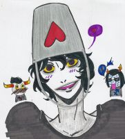 gamzee that is not a hat by Firecrackler